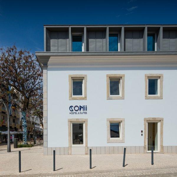 Hostel Conii and Suites Algarve, Quarteira