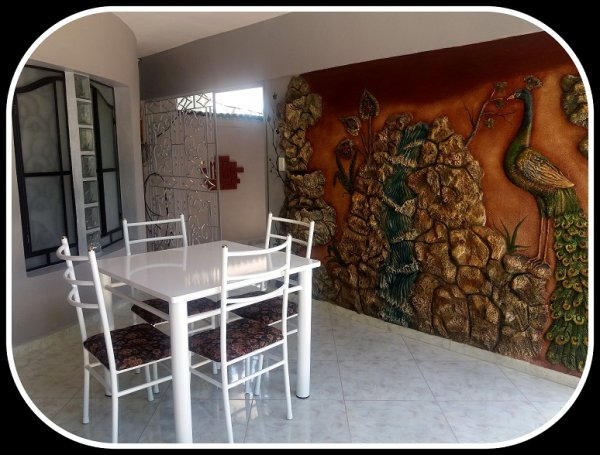 hostal LA HIEDRA, Santa Clara