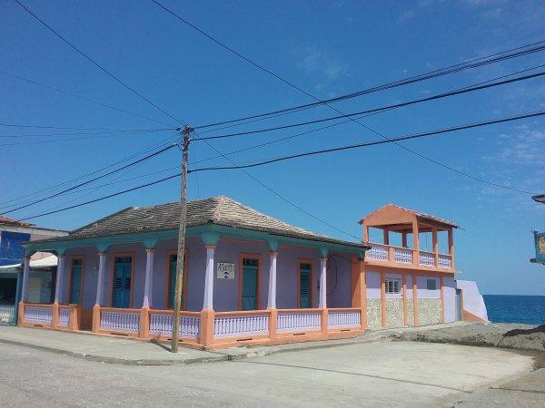 Casa Atlantis, Baracoa