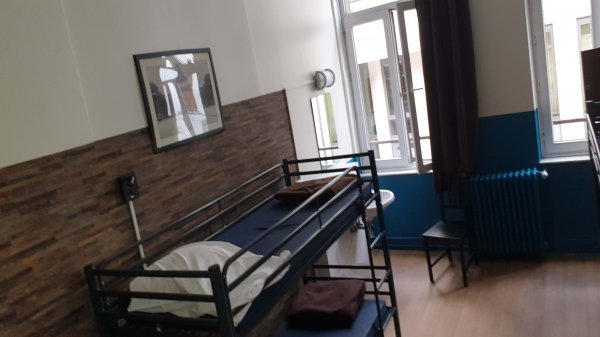 Youth Hostel Van Gogh City Centre, Briuselis