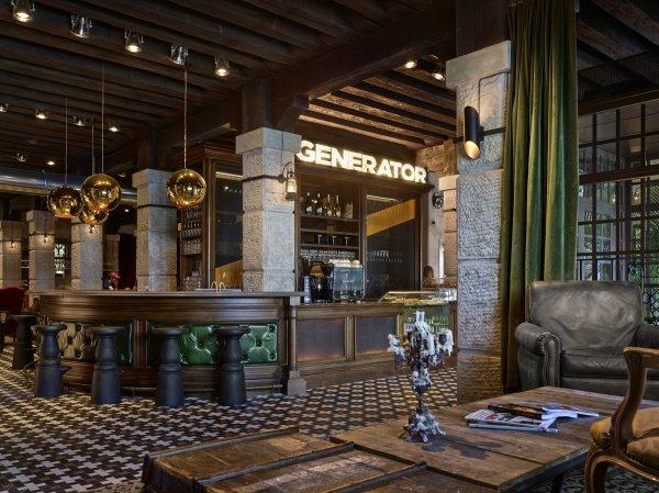Generator Venice, Venedik