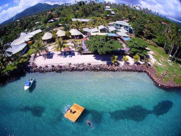 Le Uaina Beach Resort, Faleapuna