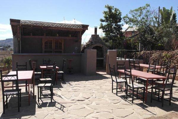 Le lac hotel Ivato gites et camping, Antananarivo