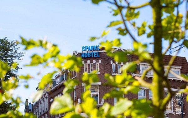 Sparks Hostel, Ρότερνταμ