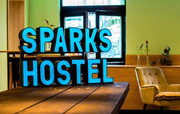Sparks Hostel, Ротердам