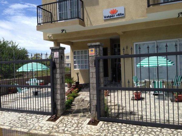 Ushpav Villa, Cap Malheureux