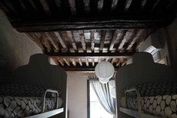 Il Principe Dragut, Gênes