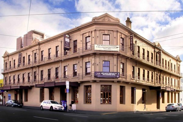 Cambridge Hotel, Wellington