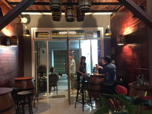 Europe Town Hostel and Bar, Da Lat
