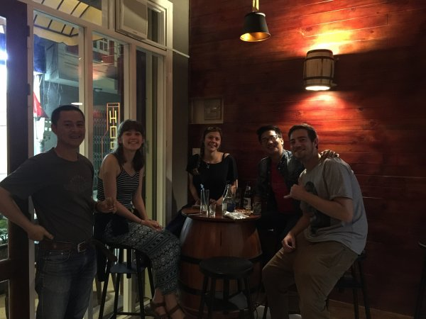 Europe Town Hostel and Bar, Da Lat