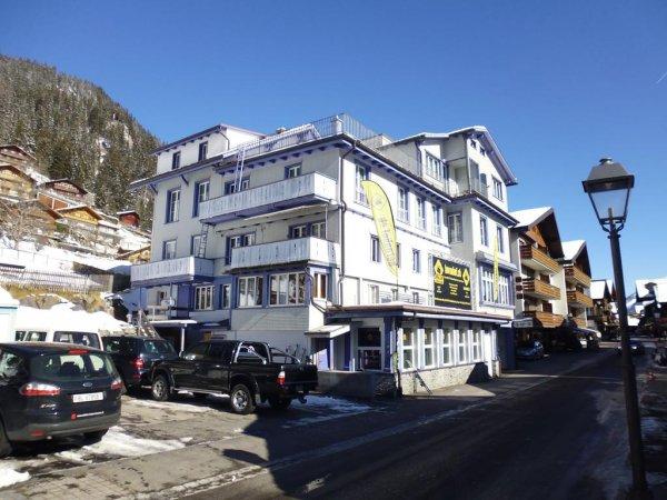 Bernahof, Adelboden