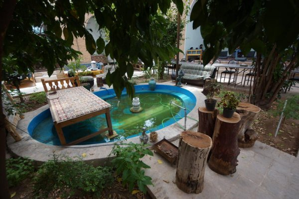 Badgir Hostel, Yazd