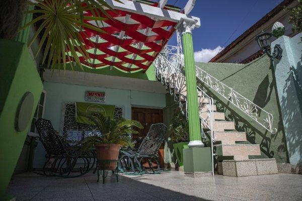 Hostal GARCIA HOUSE, Cienfuegos
