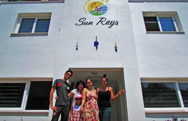 Sun Rays Hostel, Kyrenia