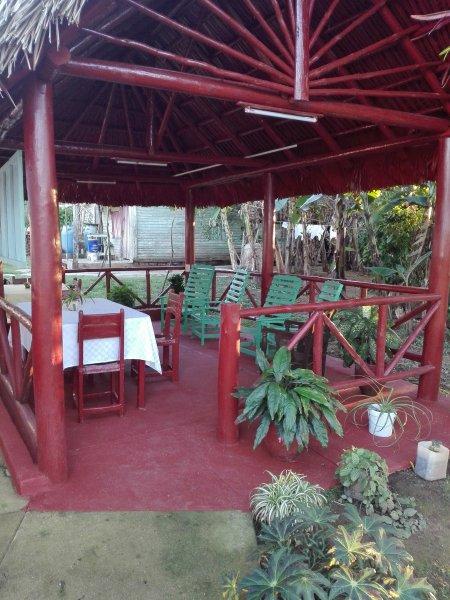 Villa Sra Celorio Rubé y Yanet, Viñales