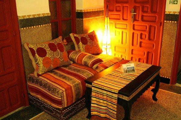 Riad Meftaha, Rabat