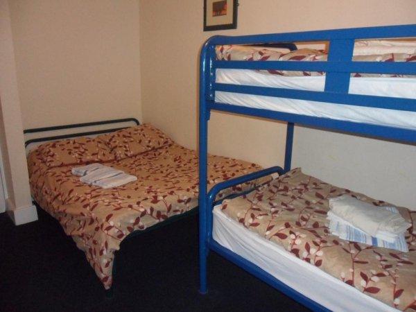Ashfield Hostel, Dublinas