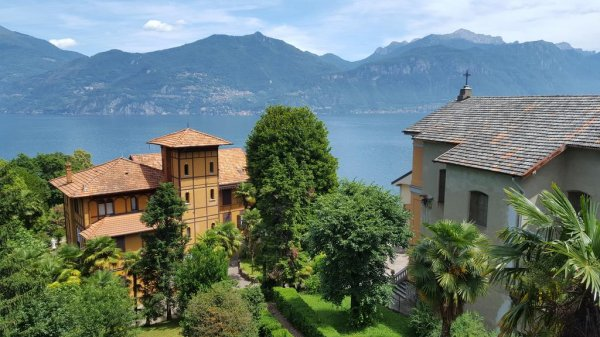 Lake Como Peace Lodge, Менаджио