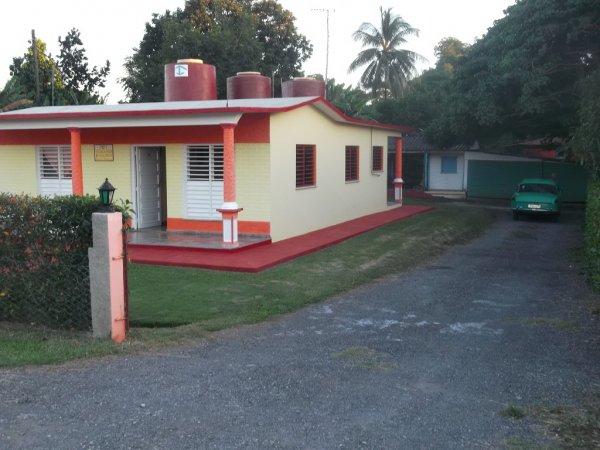 Villa La Mina, Pinar del Río