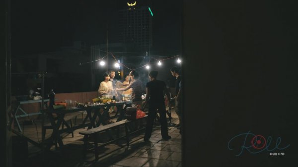 Roll Hostel n Pub, Danang