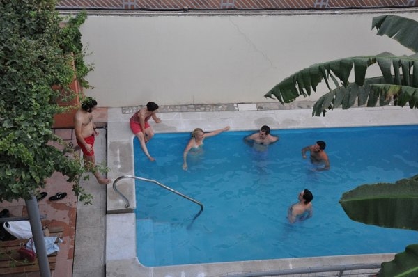 Lemon Garden Hostel Sevilla, Севиля