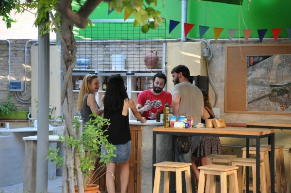 Lemon Garden Hostel Sevilla, सेविले