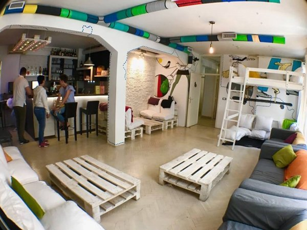 Whole Wide World Hostel, 札格拉布