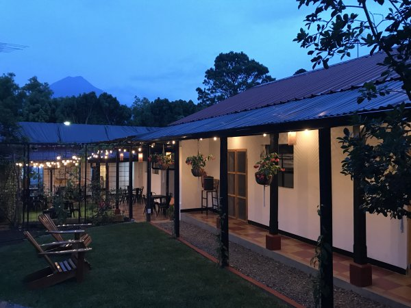 Tunik Hostel, Sacatepéquez