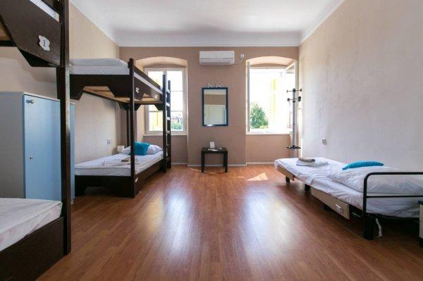Hostel Morčić, Fiume