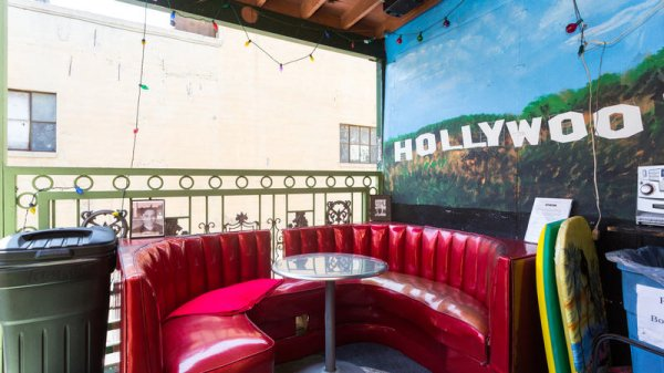Hollywood and Highland Hotel and Hostel, Λος Άντζελες