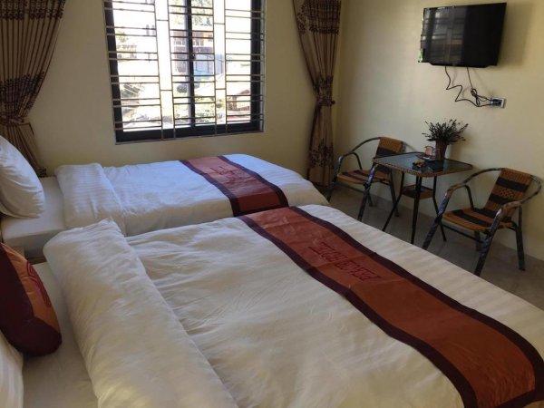 Peace Valley Hotel, Sa pa