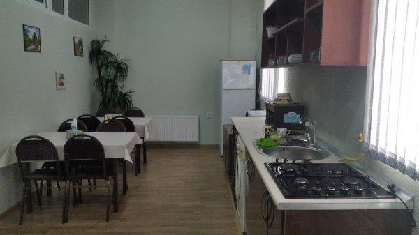 Stop Hostel, Μπακού