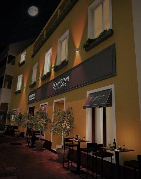Downtown Boutique Hostel, Ζαντάρ