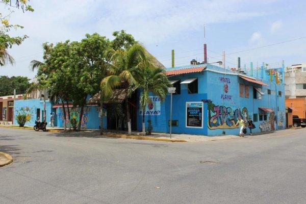 Hostel Playa by The Spot, Playa del Carmen