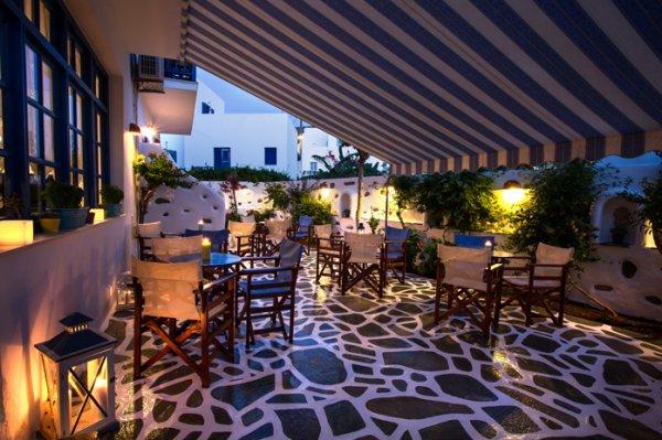 Dilion Hotel, Paros Island