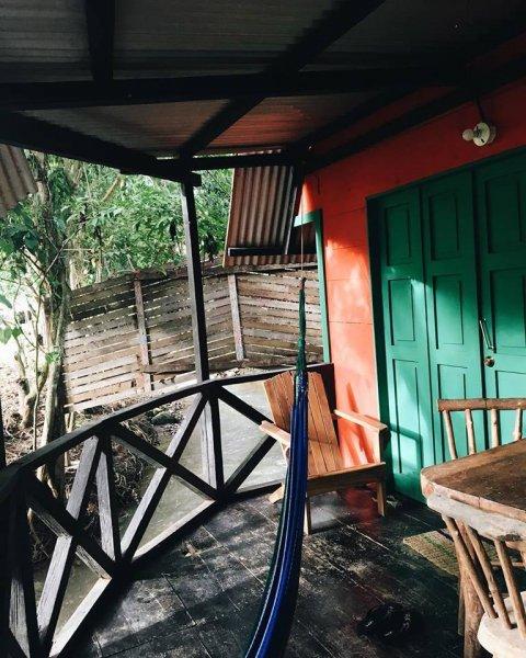 Greengo's Hotel, Lanquin
