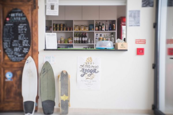 Aktion Ericeira Surf Hostel, 에리세이라