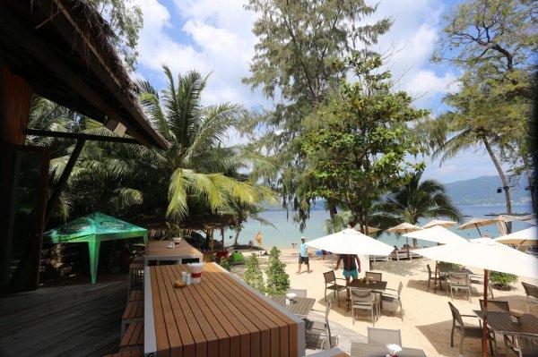 Paradise Beach Backpackers Hostel,  Patong Beach