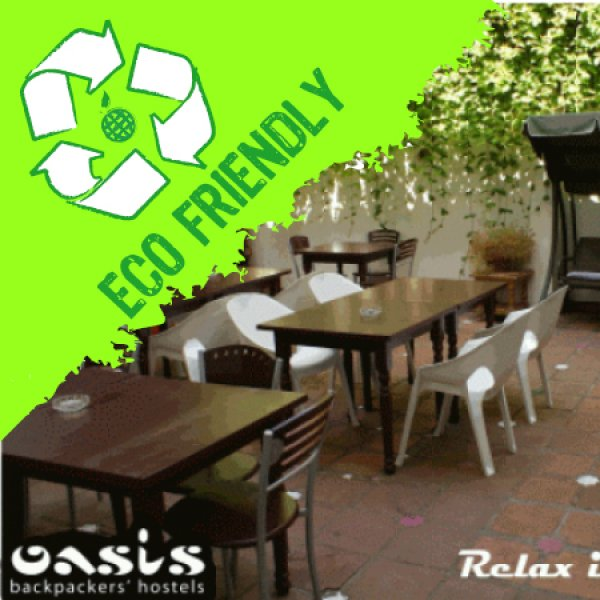 Oasis Backpackers' Hostel Granada, Granada