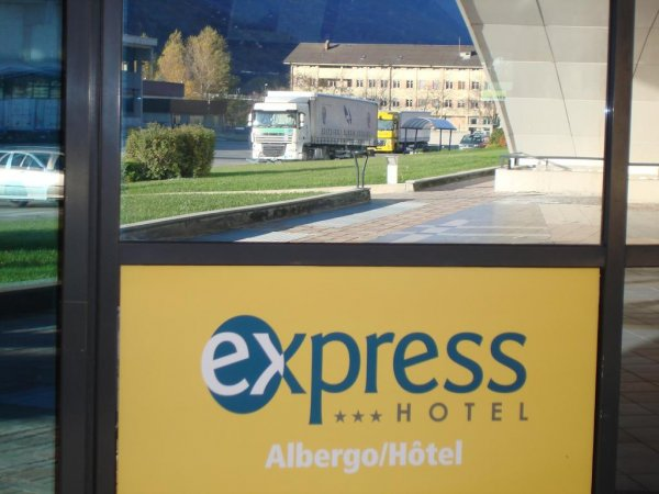 Hotel Express Aosta, 奥斯塔(Aosta)
