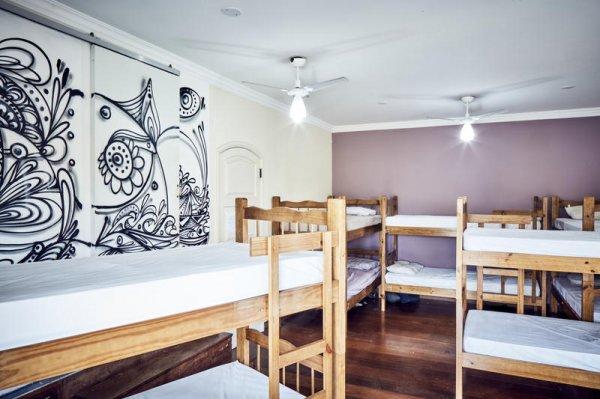 Canguru Hostel, Paraty