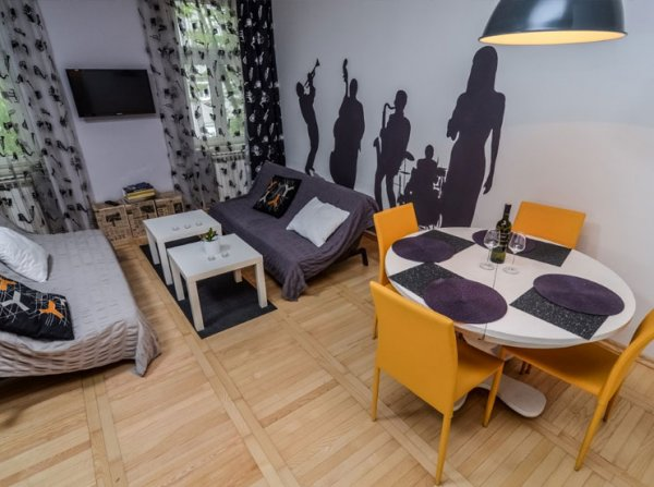 KRUC Studio Apartment, Zagreb