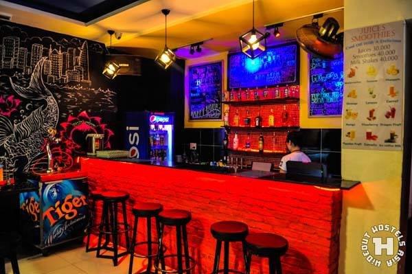 Hangout Hostel HCM, Ho Chi Minh City