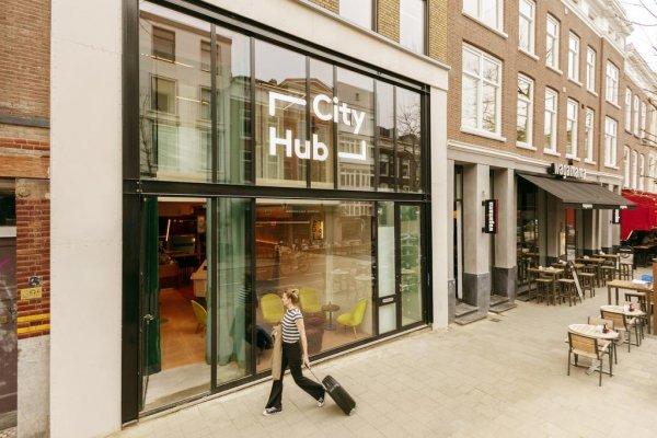 CityHub Rotterdam, Roterdão
