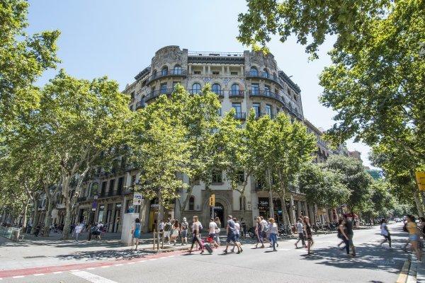 Safestay Passeig de Gràcia, Barcelona