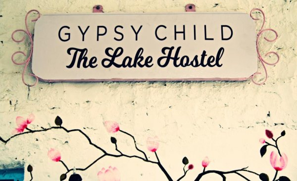 Gypsy Child,The Lake Hostel, Udaipur