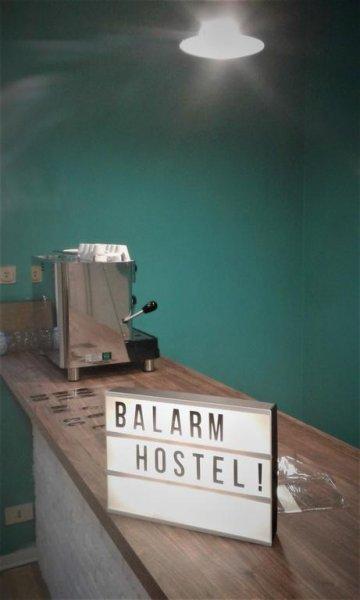 Balarm Hostel, Palermo