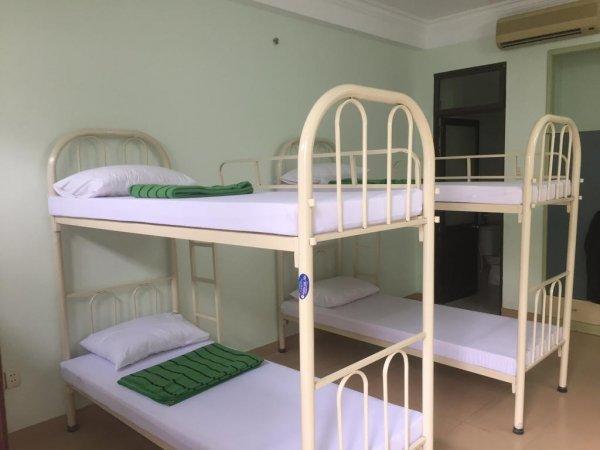 The Escape Home & Hostel, Ho Chi Minh City