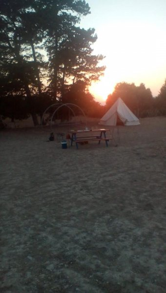 The Enchanted Campsite, Famagusta