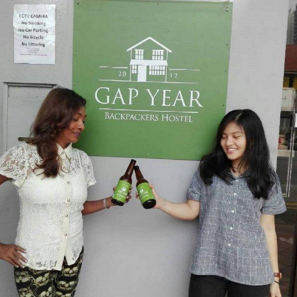 Gap Year Hostel, Singapour